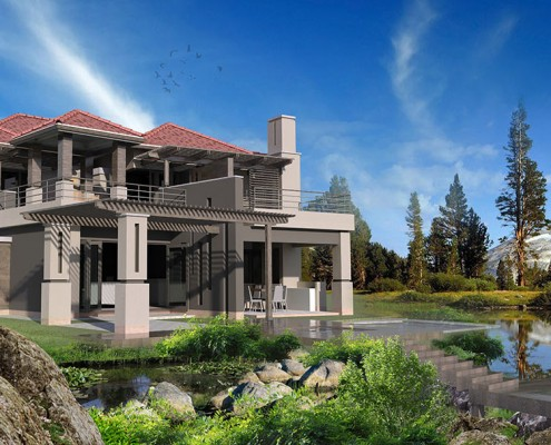 L.J.M Builders architecture design